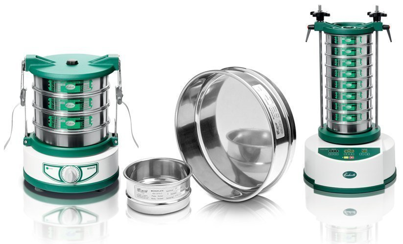 Imbros - suppliers of Endecotts Sieves and Sieve Shakers