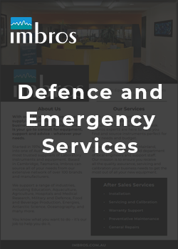 Defence and Emergency Services